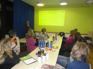 Gruppentreffen Februar 2013